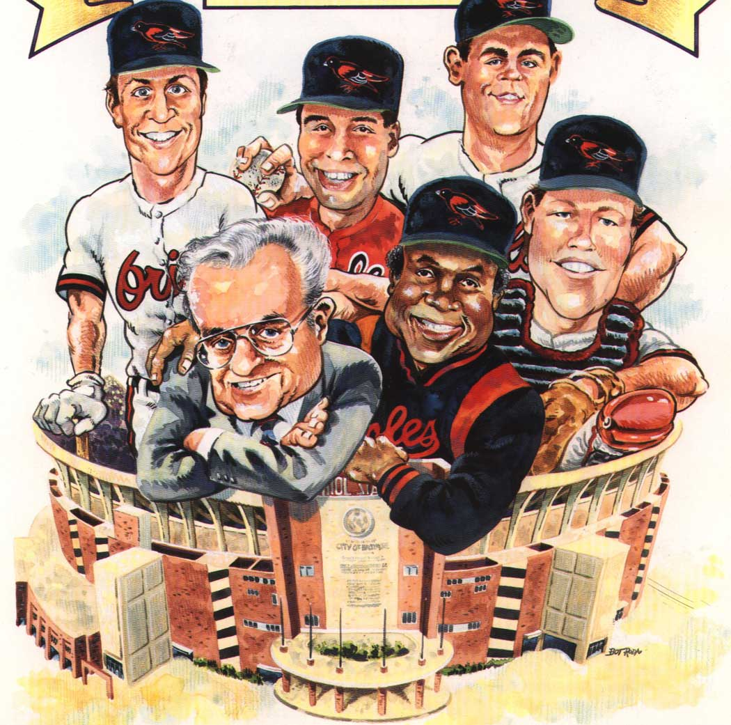 Baltimore-Orioles-Retro-Player-Carictures