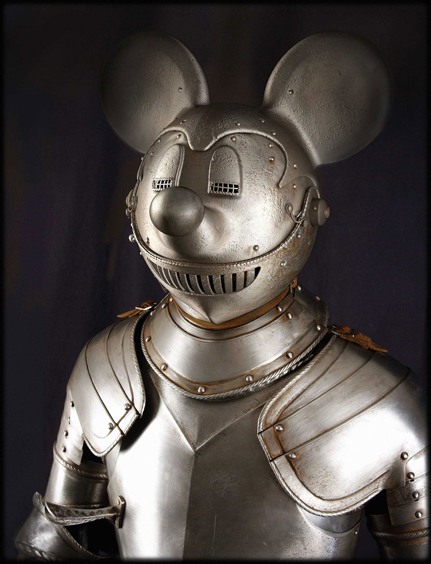 CGI-illustration-Characters_Armor Mickey