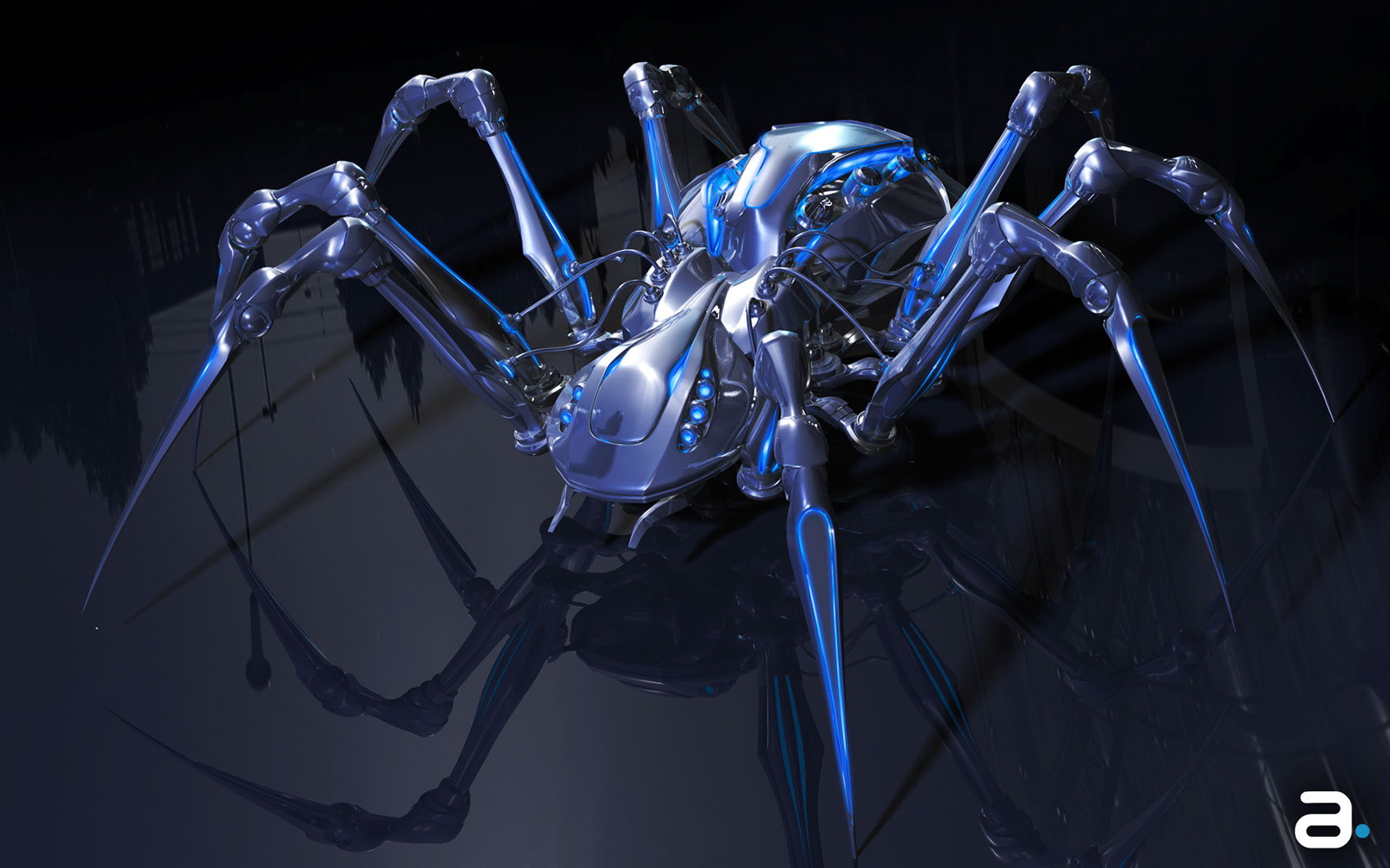CGI-illustration-Characters_spider