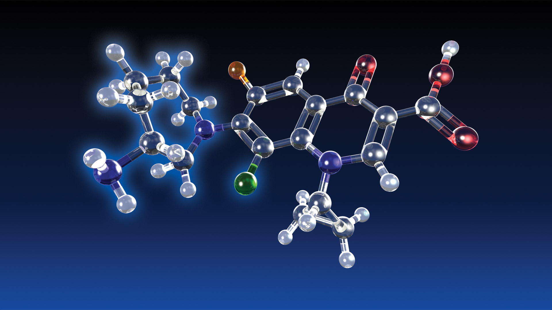 Chemical-Helix Structure-CGI