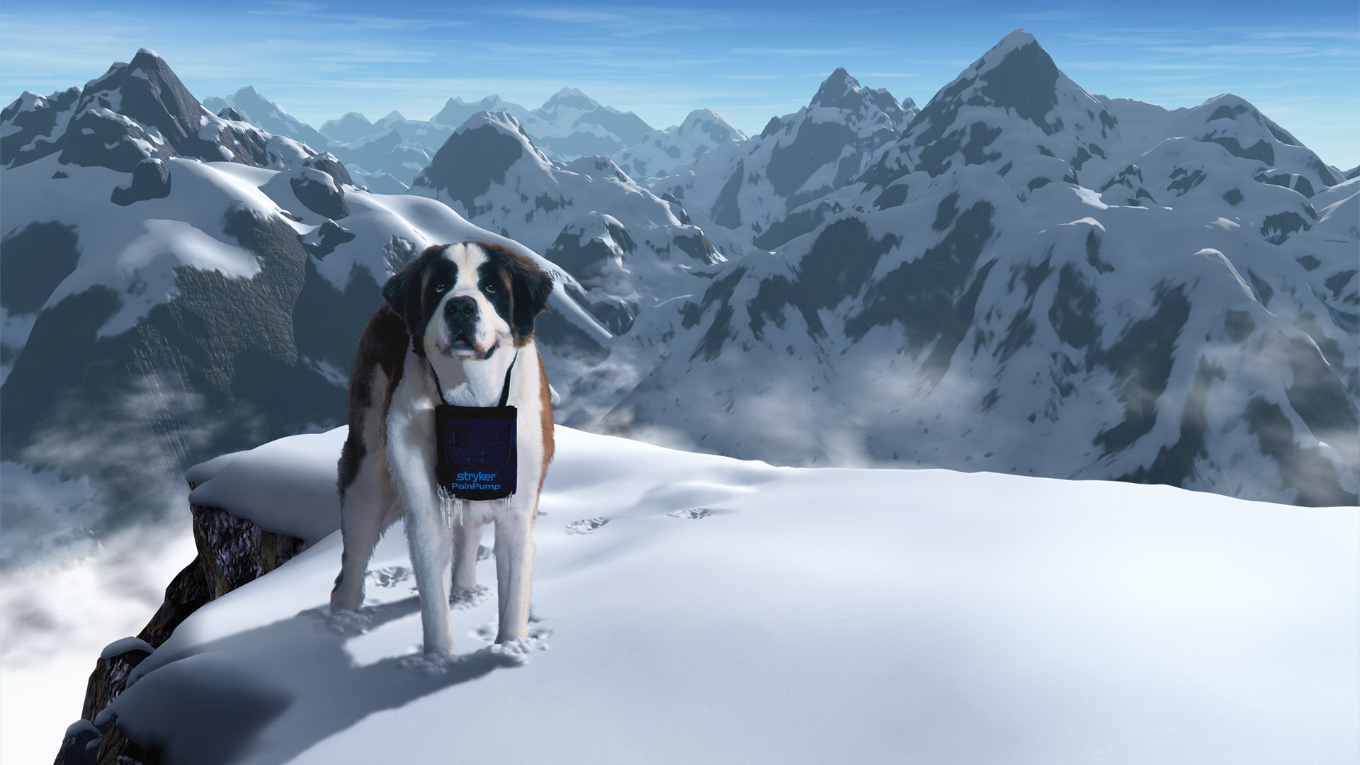 CGI-illustration-Stryker-Mountains-dog-outdoors