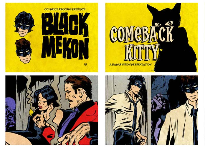 Comeback-Kitty_title scene-pulp comics 1950s
