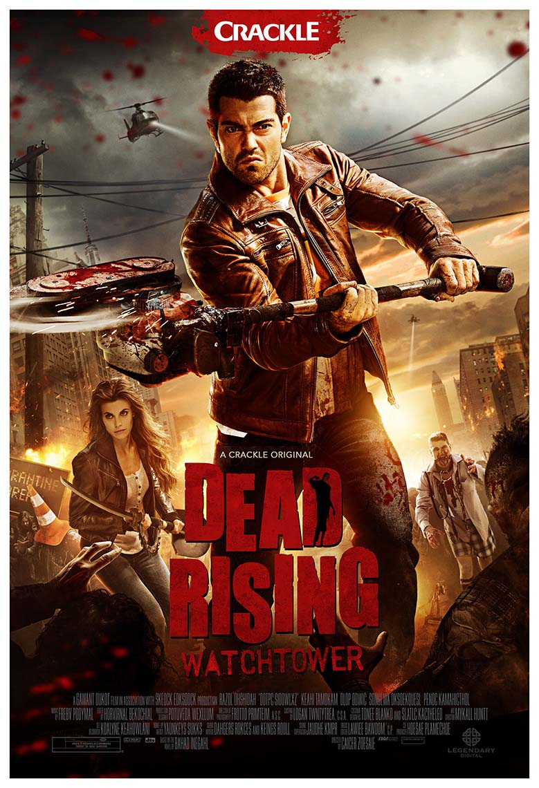 Dead Rising Key Poster Art for Crackle