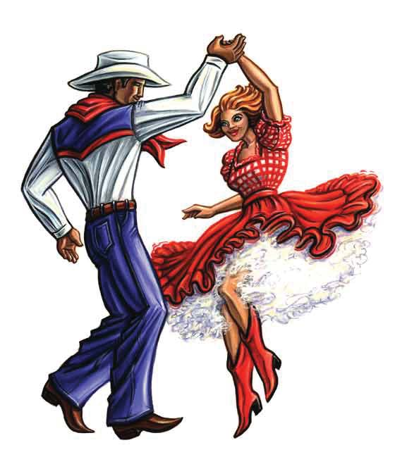 Giovannina Colalillo_Illustration_Cartoons_Dancing Country