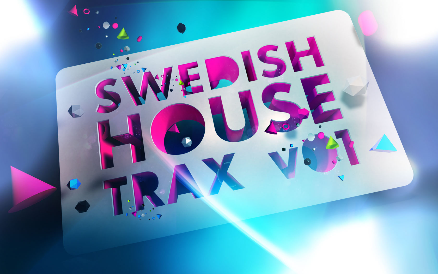 Graphics-logos-lettering-Swedish House Trax vol 1-Anxo Amarelle