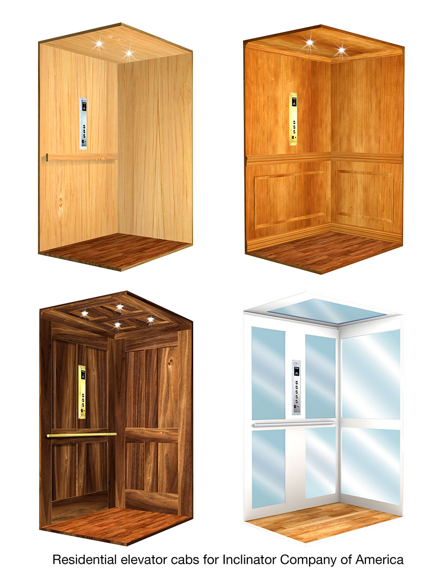Illustration_Technical and How To_Elevator Rendering Samples-Bot-Roda