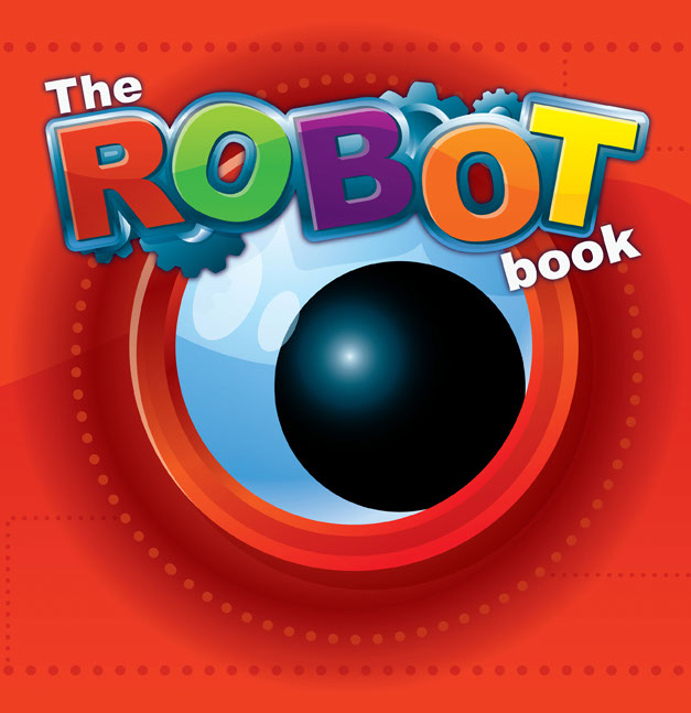 Nathan Green_Illustration_Products_The Robot Book