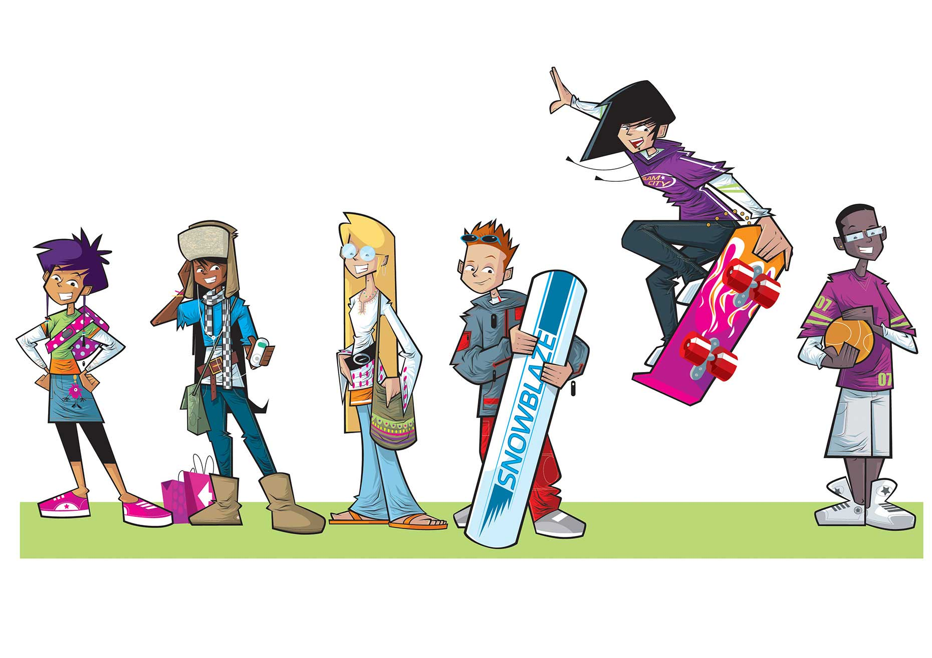 People_Vector-Teenagers-Style-Snowboarder_Skateboarder-and-Basketball_player