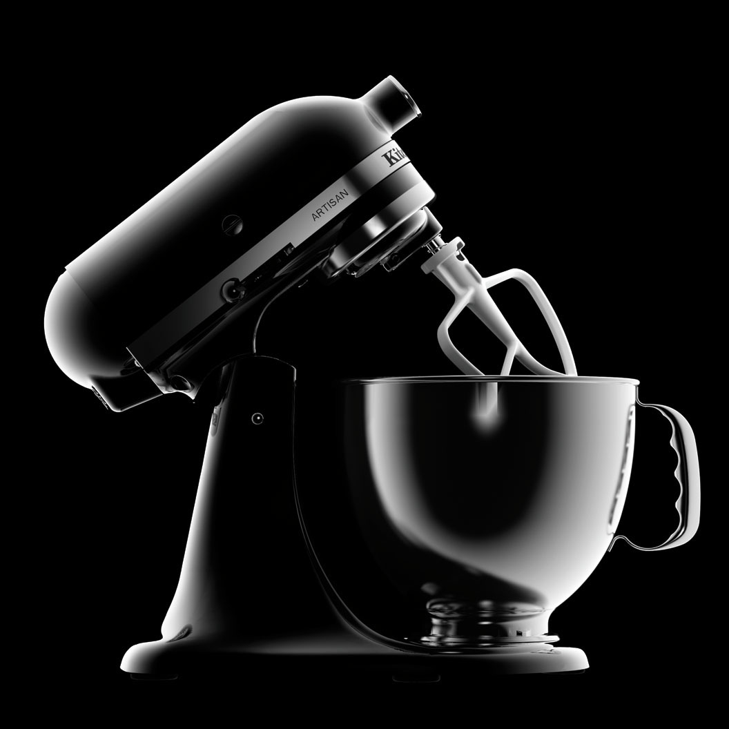 Photo-Imaging-Still Life_Black mixer-TRG Reality