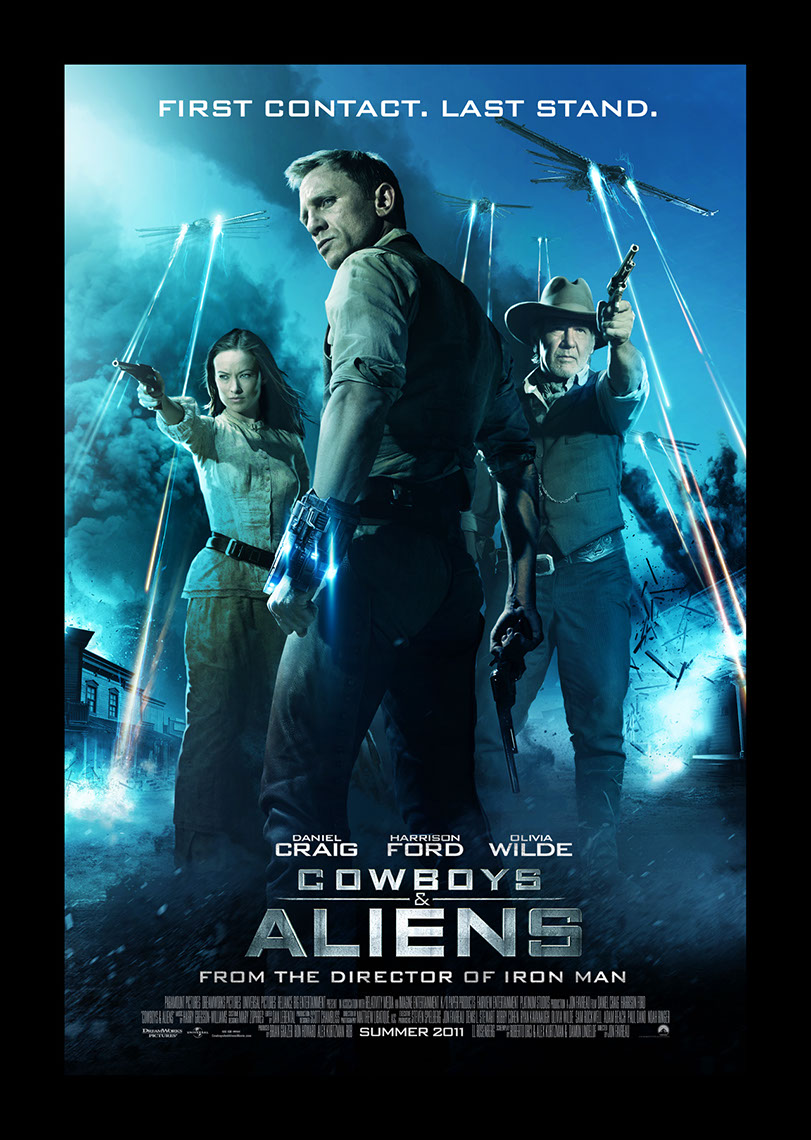 Photo-Imaging_Entertainment_Cowboys and Aliens-Mike Bryan