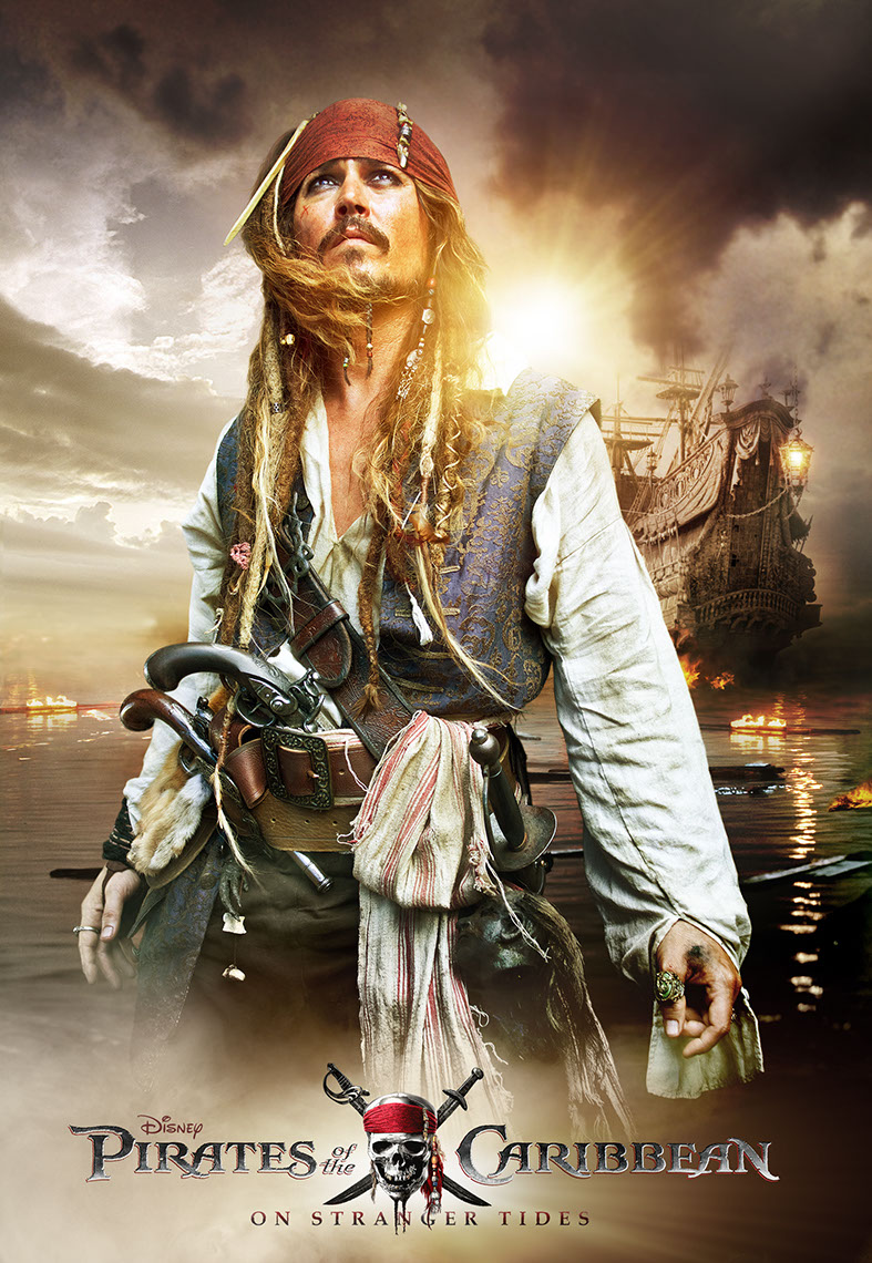 Photo-Imaging_Entertainment_Jack Sparrow Pirates of the Caribbean-Mike Bryan