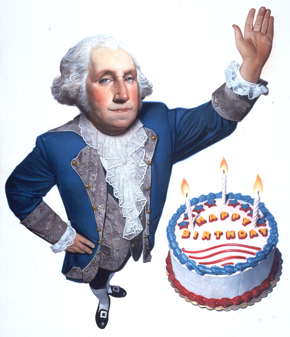 Photo-Imaging_People_Happy birthday George Washington-Stan Watts