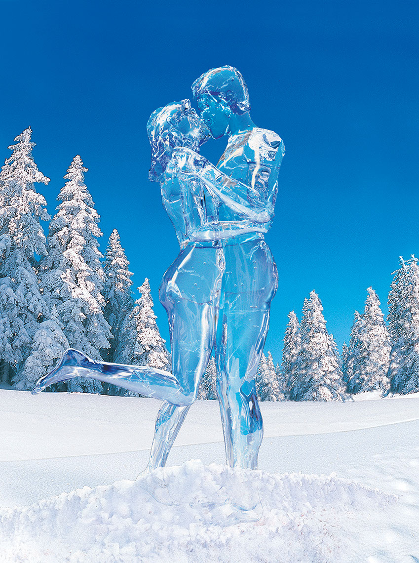Photo-Imaging_People_Ice couple-Frank Neidhardt