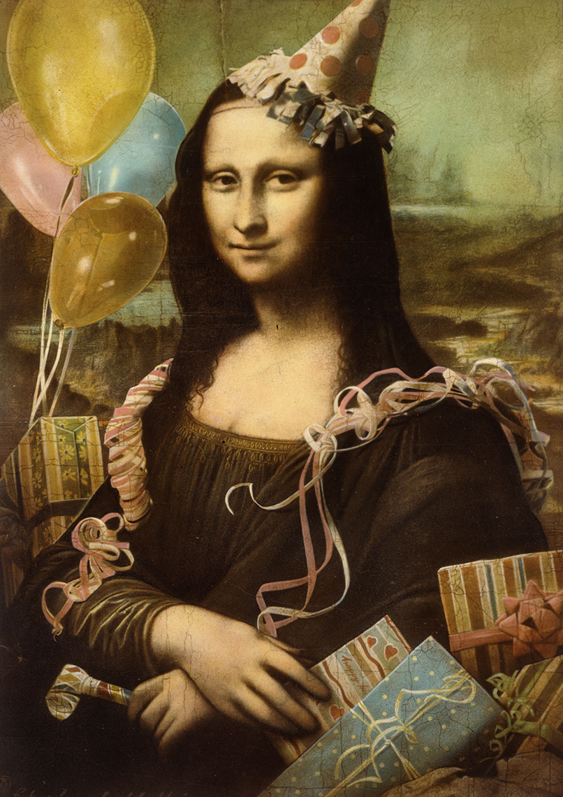 Photo-Imaging_People_Mona Lisa birthday party-Stan Watts