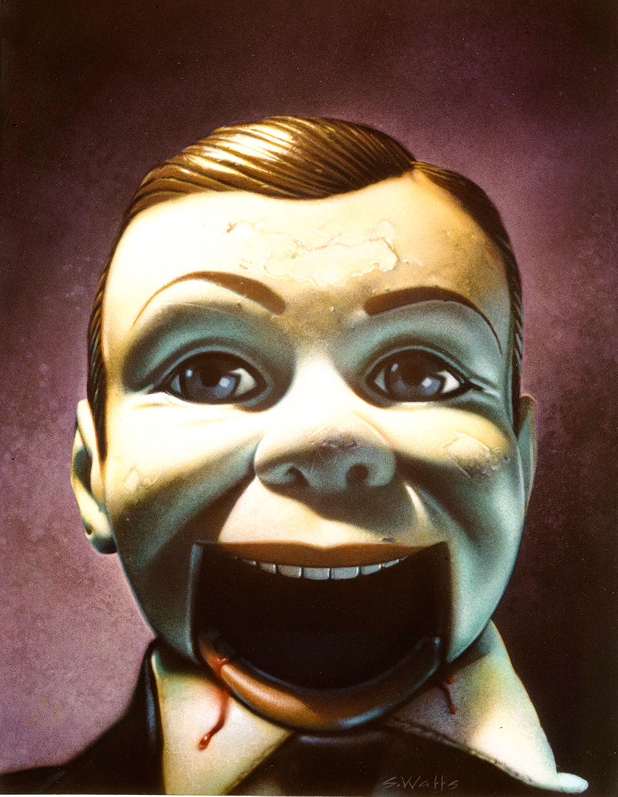 Photo-Imaging_Products and Still Life_Scary dummy-Stan Watts