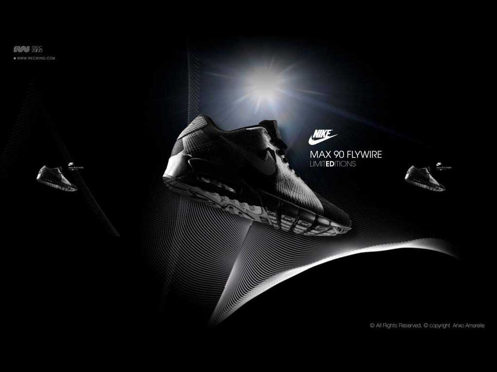 Photo-imaging-nike max 90 flywire shoe