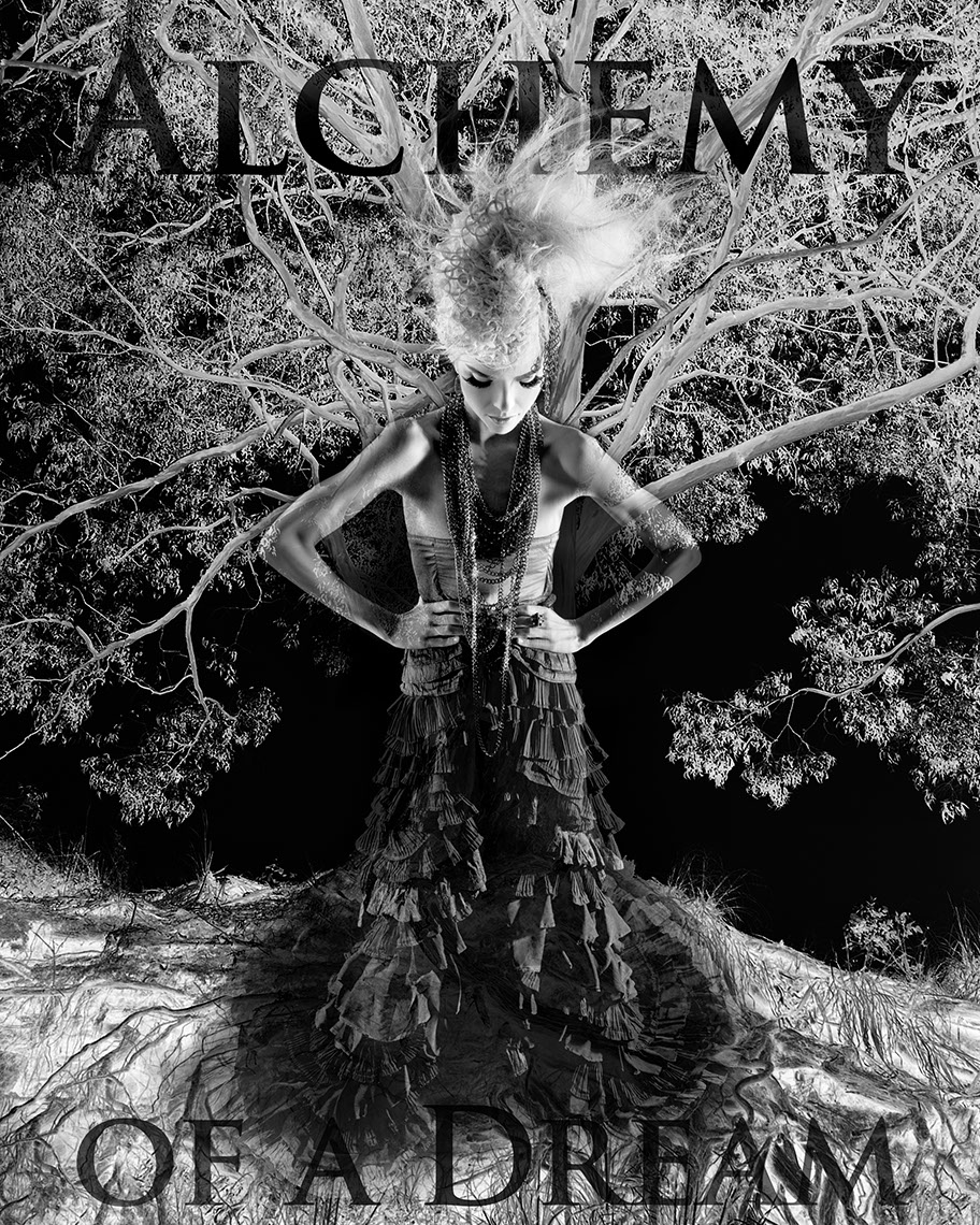 Photography-Fashion_Alchemy of a Dream tree woman-Kevin Schmitz
