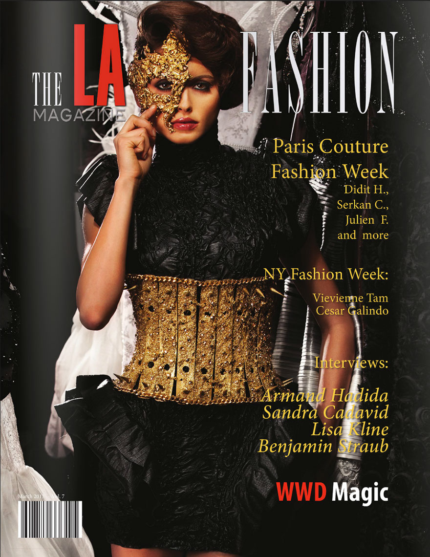 Photography-Fashion_LA Fashion cover-Kevin Schmitz