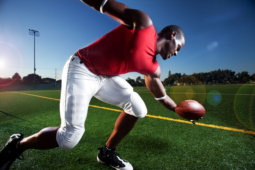 Photography-Sports Fitness_Football player-Kevin Schmitz