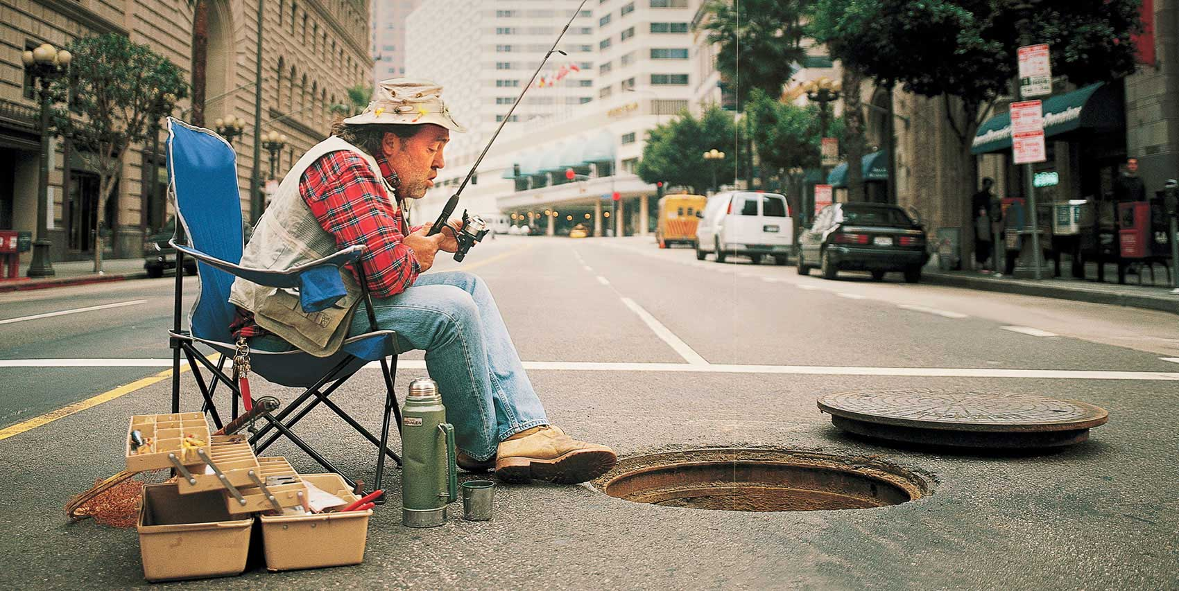 Photography_Lifestyle_Sewer fishing-Tony Garcia