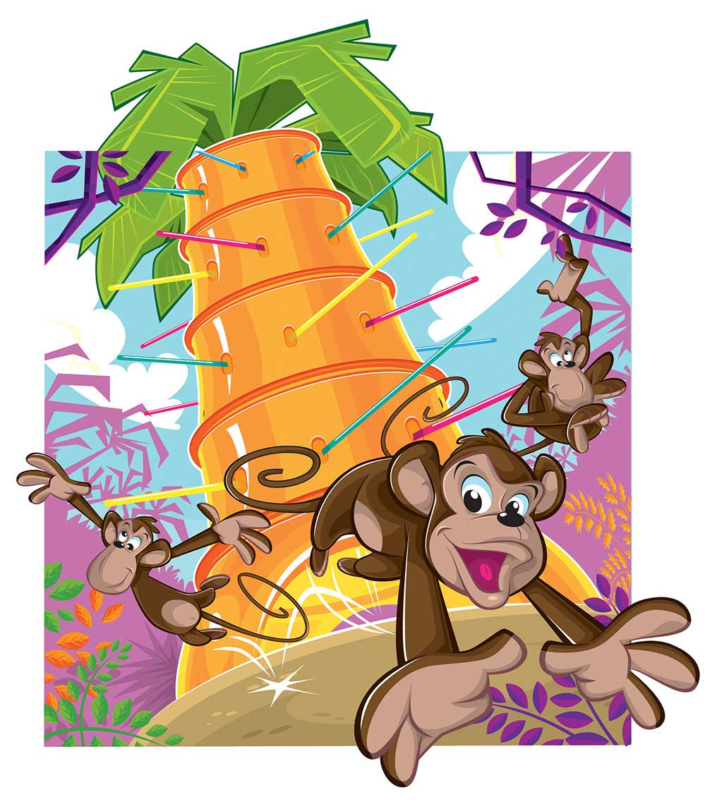 Vector-Kids-Game-Packaging-Artwork_Tumblin-Monkeys-Package-Art