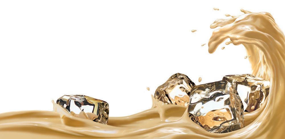 cgi-illustration-Liquids_Baileys ice cube wave
