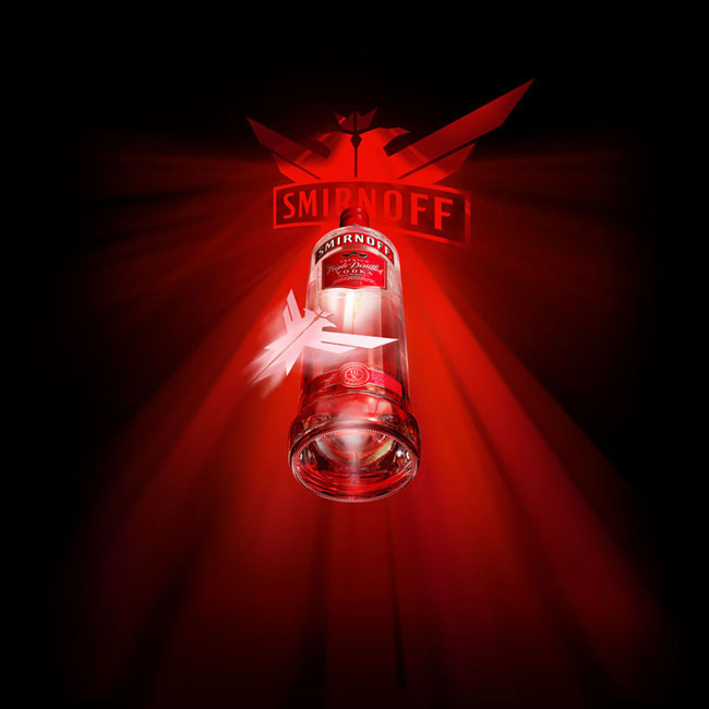 cgi-illustration-Products and Still Life_Smirnoff red