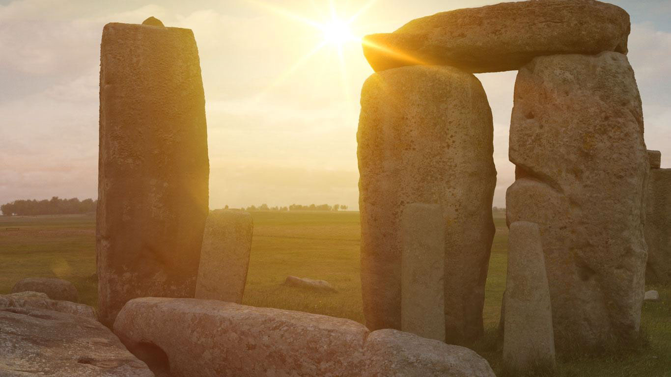 cgi-illustration-Still Life_Stonehenge