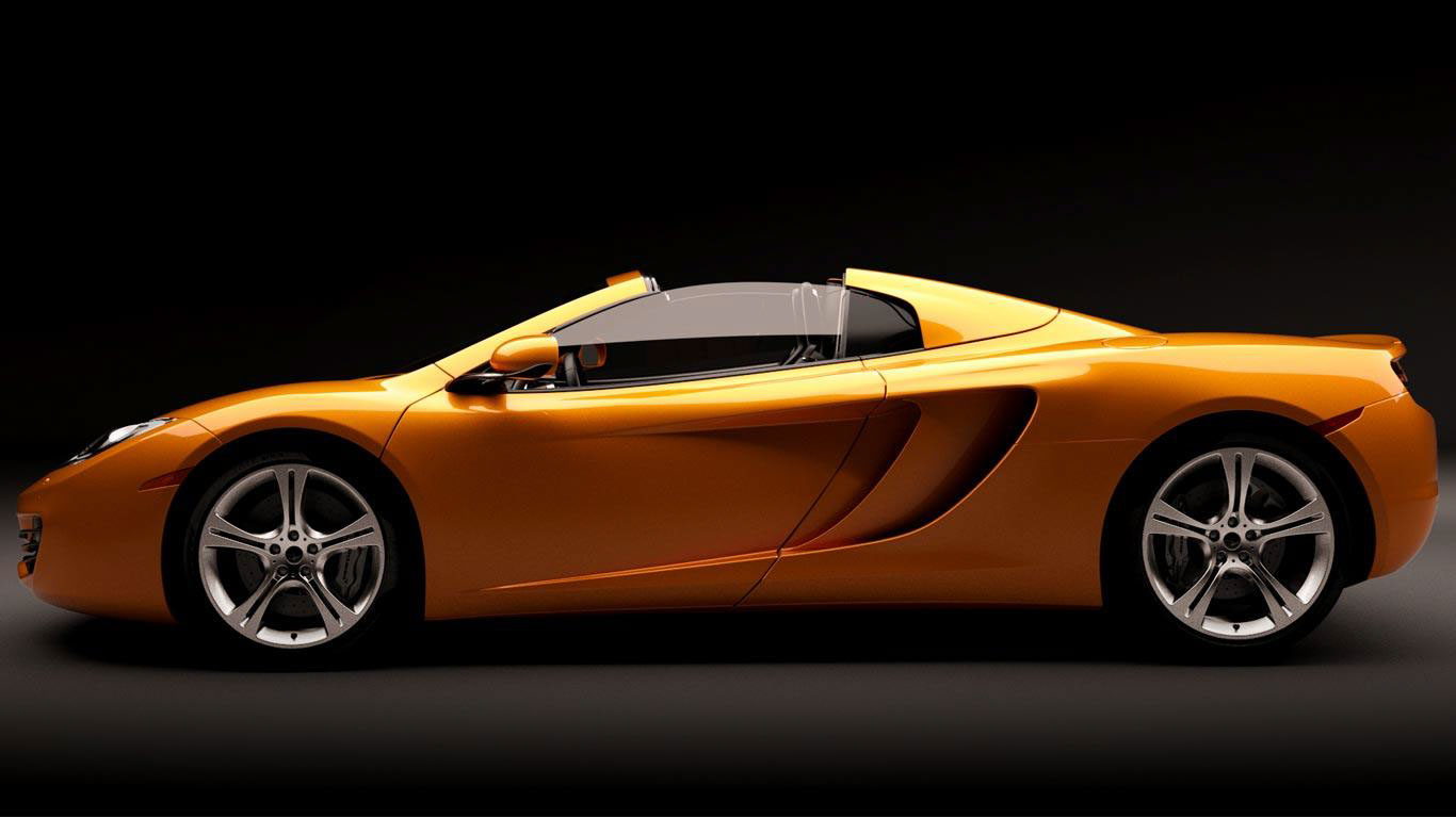 cgi-illustration-Vehicles_McLaren side view