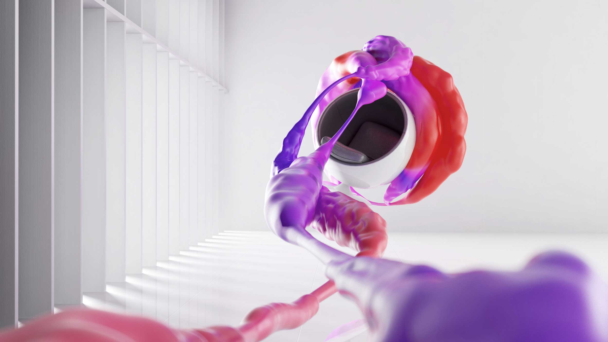 cgi-liquid-splash-red-and-purple-wave-of-liquid-paint-grabbing-coffee-cup-Nico Castro