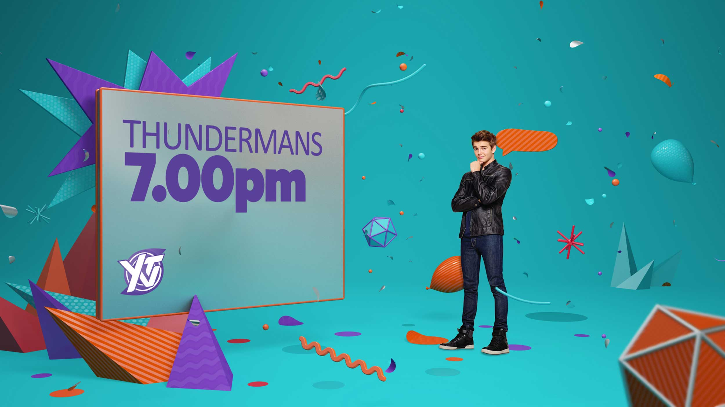 cgi-logos-type-design-Thundermans-TV-Ad-on-YTV-Nico Castro