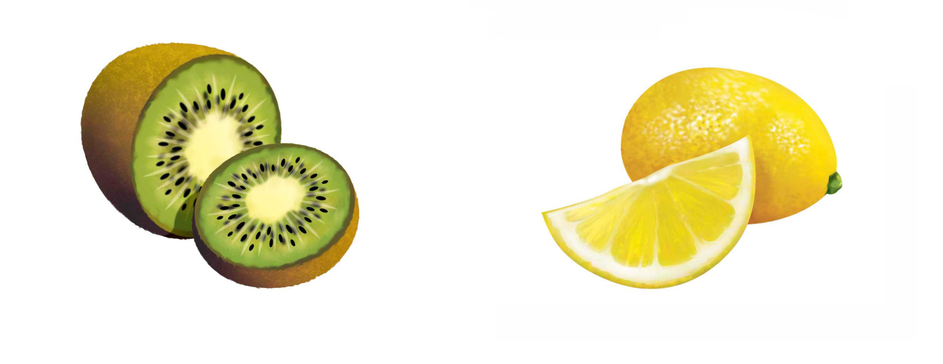 cut-kiwi-passion-fruit-slice-lemon-slice--whole-lemon-still-life
