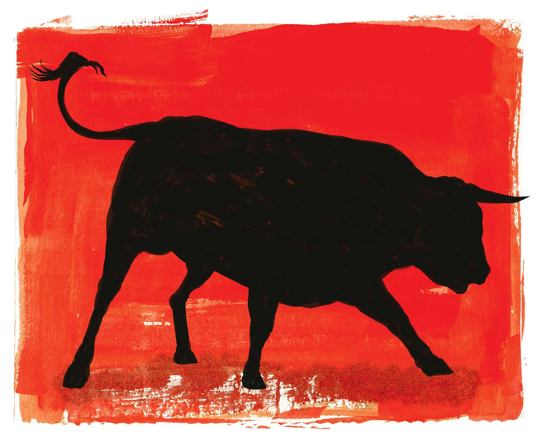 illustration-Animals_Icons-and-Logos_Bull-Don Bishop