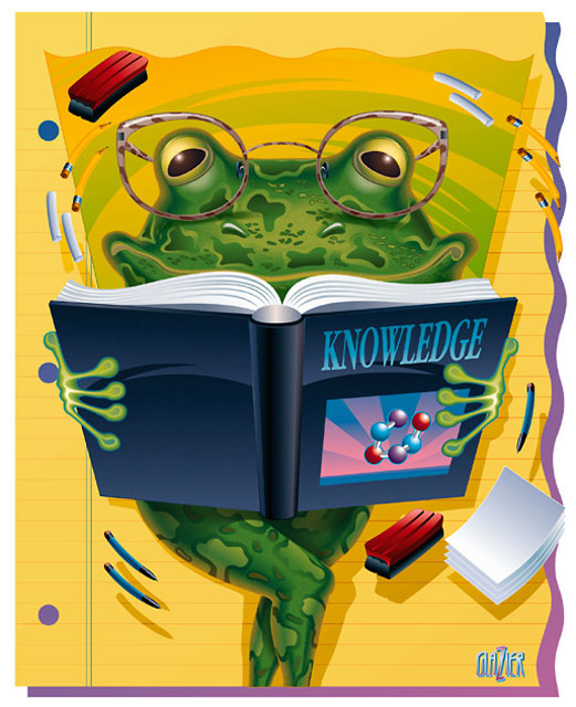 illustration-Animals_frog-Garth Glazier