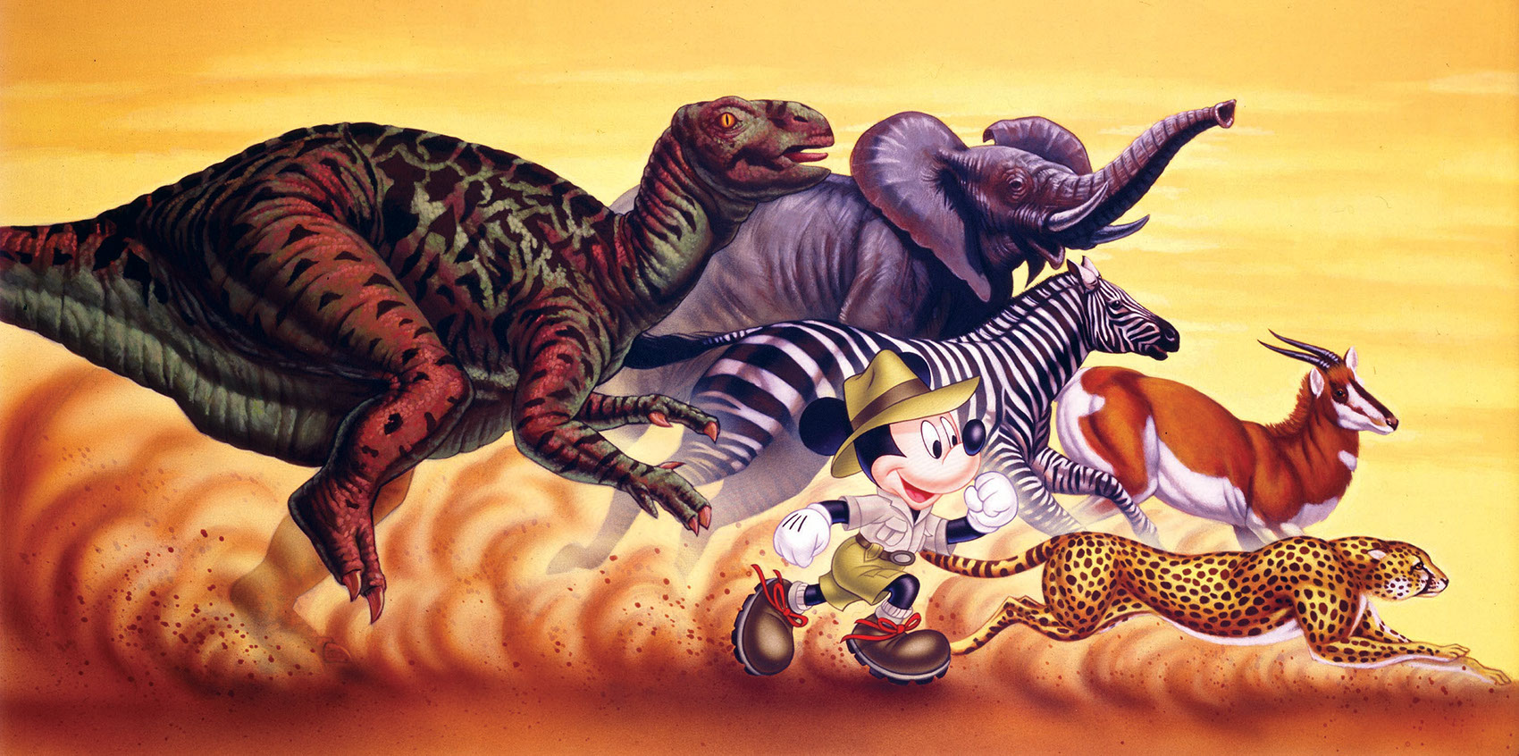 illustration-Animals and Nature_Safari Mickey-Shawn McKelvey