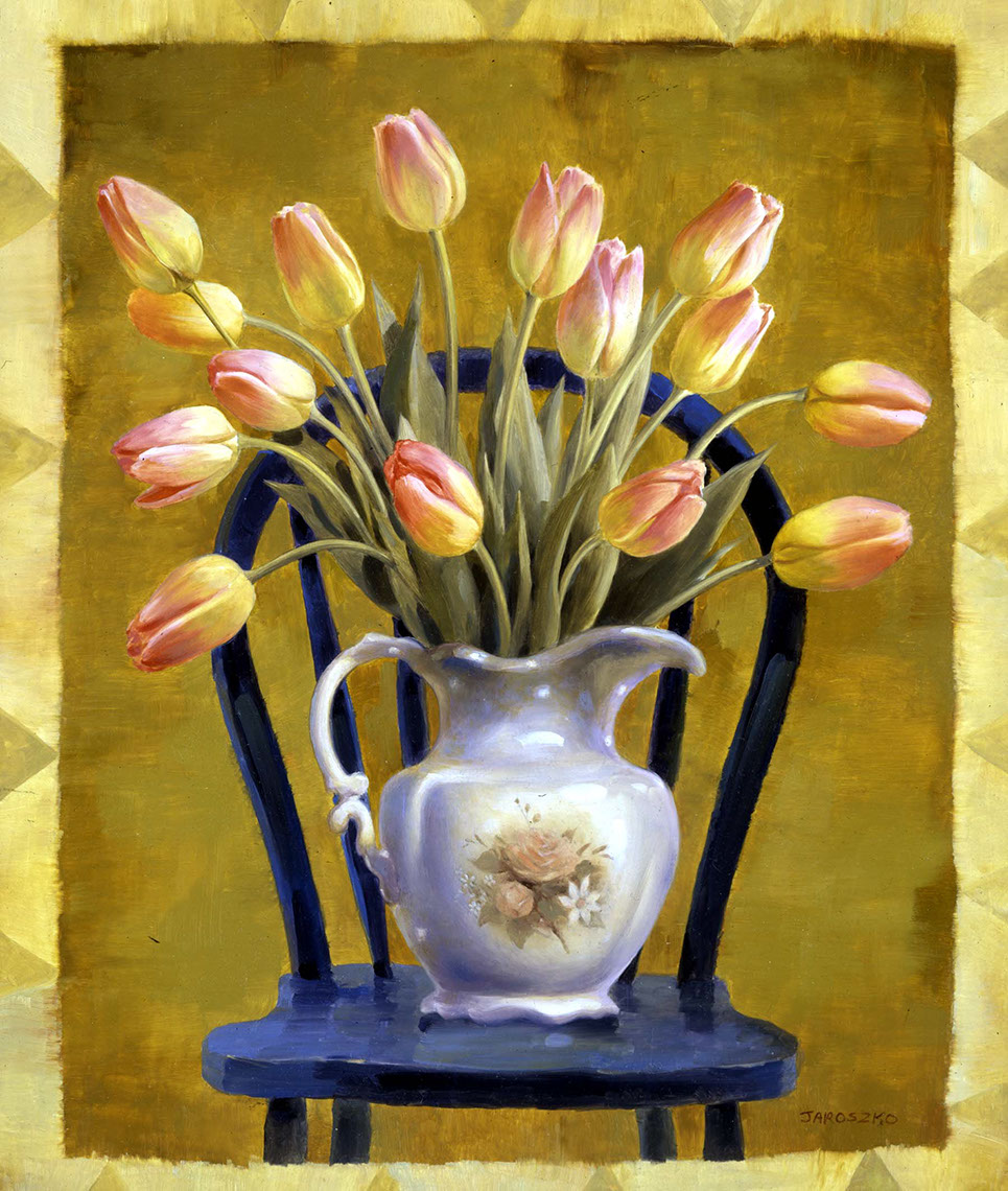 illustration-Animals and Nature_Tulips-Mike Jaroszko