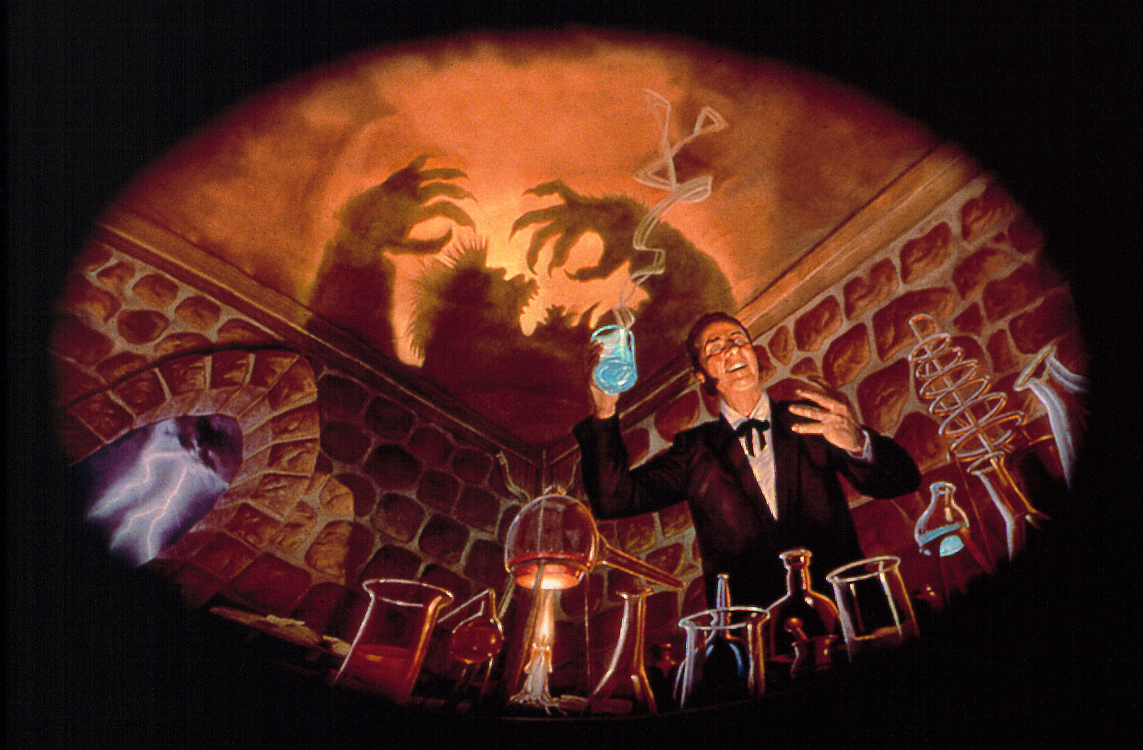 illustration-Cartoon_Dr. Jekyll and Mr. Hyde_Mad Scientist-Chris Hopkins