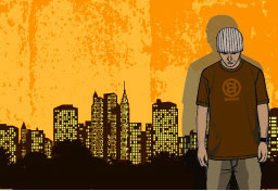illustration-Cartoons_Skyline guy-Jib Hunt