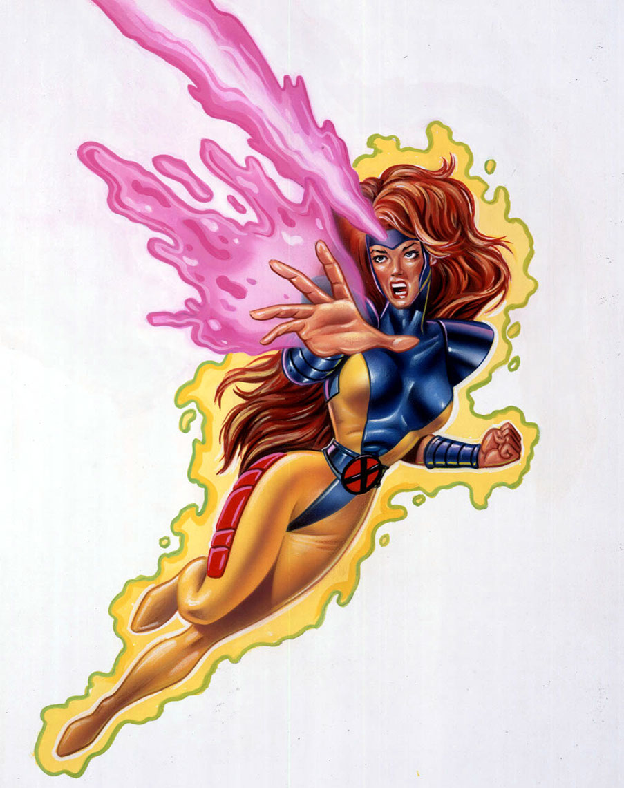 illustration-Comics_Jean Grey-Impressa