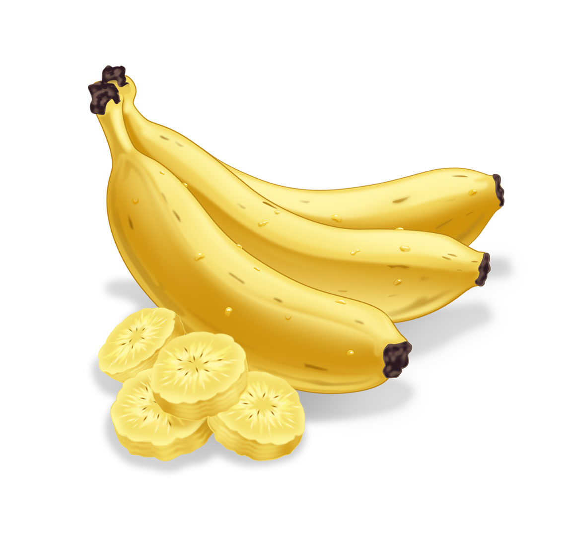 illustration-Food_Bananas-Garth Glazier