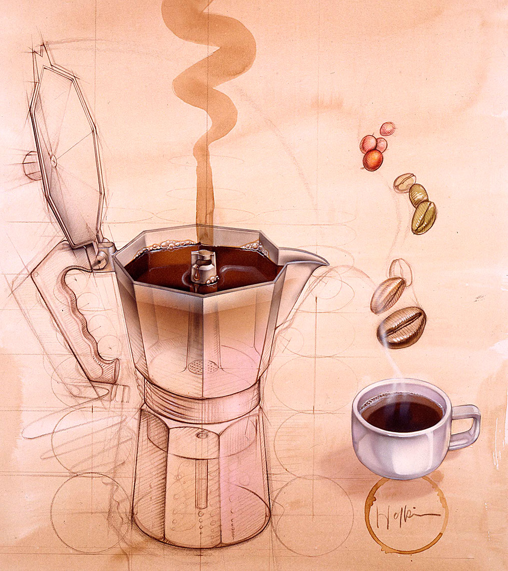 illustration-Food_Coffee-Bonnie Hofkin