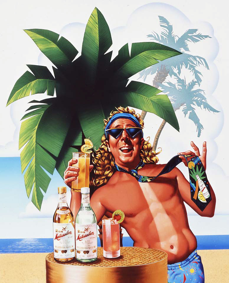 illustration-Food_Ron Matuzalum Rum-Shawn McKelvey