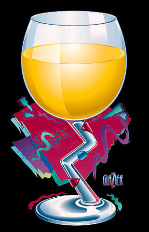 illustration-Food_Wine Glass-Garth Glazier