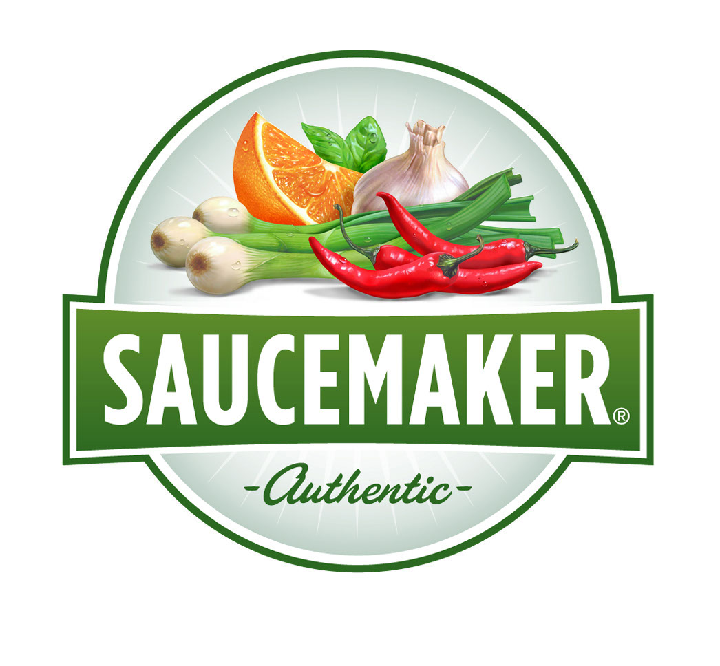 illustration-Food and Packaging_Saucemaker logo-Impressa