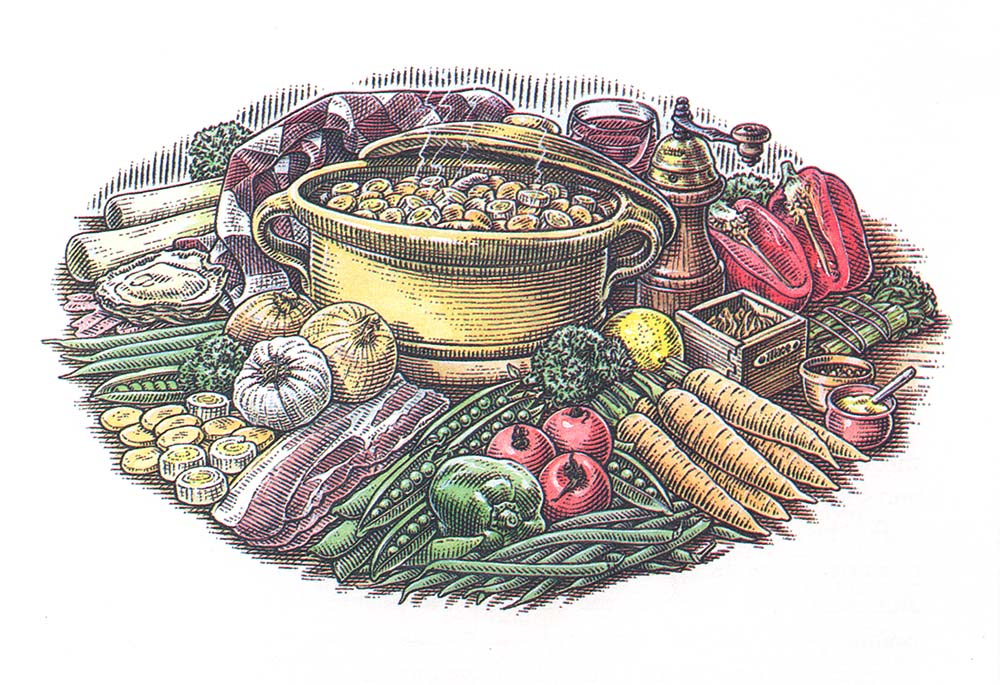 illustration-Hot-Pot-by-Dave Hopkins