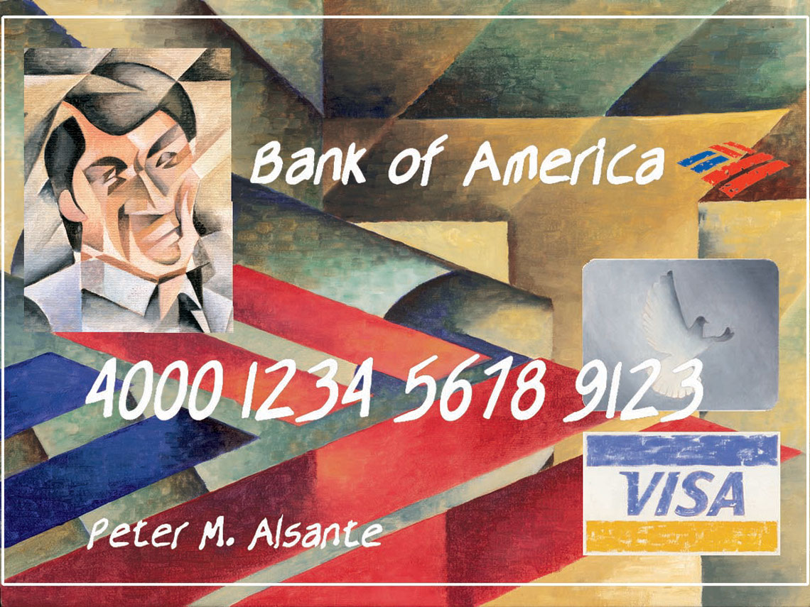 illustration-Icons_Bank of America Cubism-Jon Rogers