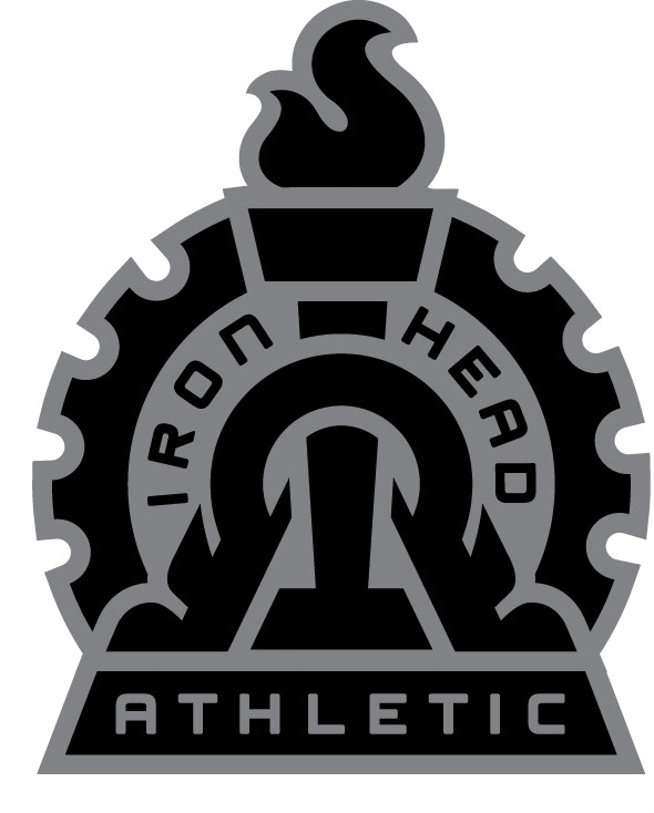 illustration-Icons and Logos_Ironhead Athletic-Tim Frame