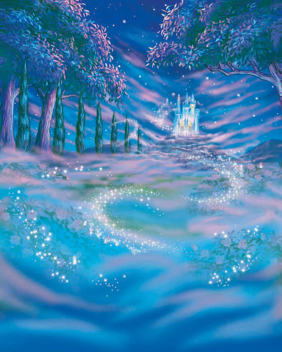 illustration-Landscapes_  Cinderella Meadow-Shawn McKelvey