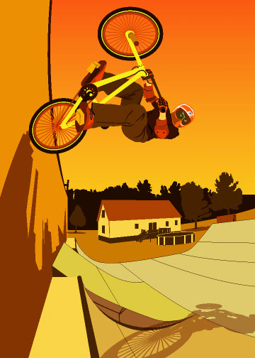 illustration-People_How_to_x-games-biker-doing-trick-on-ramp-Jib Hunt