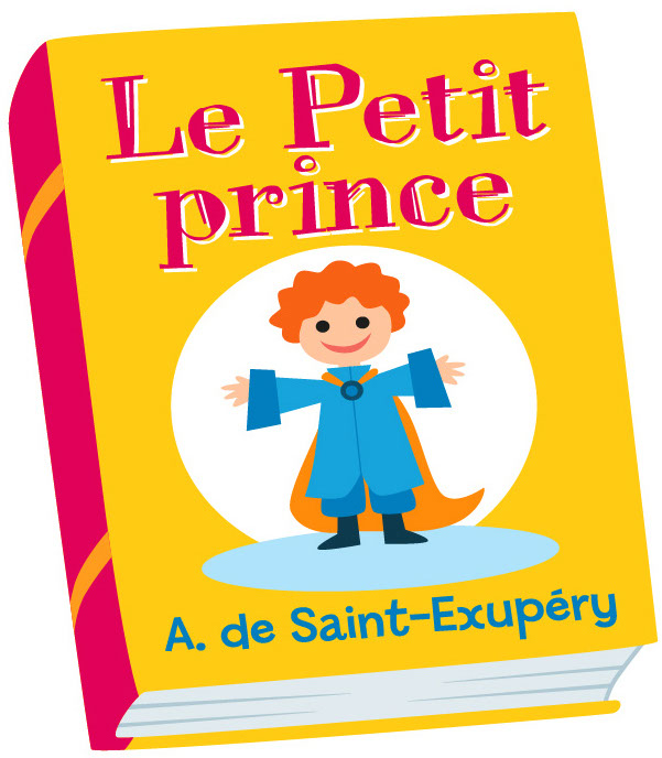 illustration-Products_Le Petit Prince Bookcover-Marc Mones